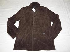 New Men's Banana Republic Brown Suede Jacket Size M - NWT ($298)