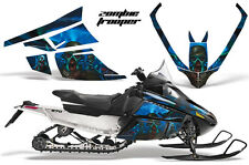 AMR Racing Sled Wrap Arctic Cat F Series Snowmobile Graphic Kit All Years ZOMBIE
