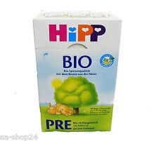 ( 21,65€/ kg) 600g Hipp Bio Lait de Début Pre Utilisation de Naissance