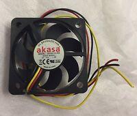 Akasa  50 x 50 x 10 mm PC Case Fan DFS501012M