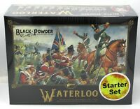 Black Powder 2nd Edition 301510002 Waterloo (Starter Set) Napoleonic Wars NIB