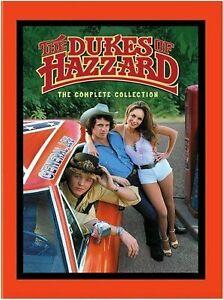 The Dukes of Hazzard Complete Series Season 1-7 Sealed DVD Box Set Region 1 / 4