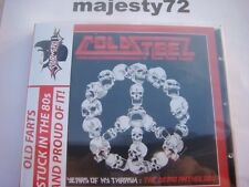 COLDSTEEL - 20 Years of NY Thrash: The Demo Anthology