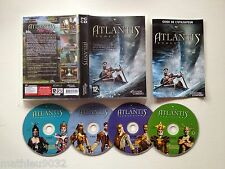 Atlantis 4 Evolution CRYO PC FR