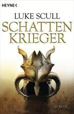 Luke Scull: Schattenkrieger (Fantasy / HEYNE / Großformat) / ungelesen-neuwertig