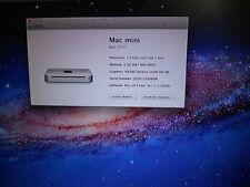 Apple Mac Mini 2.4GHz | 8GB RAM  CORE 2 DUO
