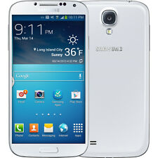 5.0'' Samsung Galaxy S4 GT-I9500 16GB 13MP (Unlocked) GSM 3G Smartphone - White