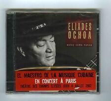 CD (NEW) ELIADES OCHOA ESTOY COMO NUNCA (CUBA)