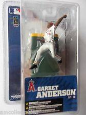 "McFARLANE 3""- MLB 4 - L.A. ANGELS - GARRET ANDERSON - 7,5cm FIGURA"