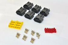 Grey Coilpack Connectors - R33, R34, RB25, RB26 Superforma Skyline Stagea GTR