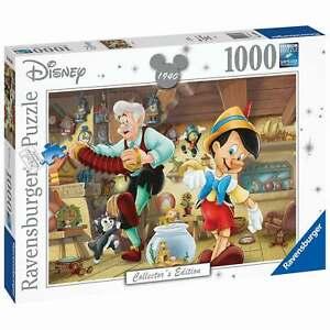 Ravensburger Disney, Pinocchio Collector's Edition Jigsaw