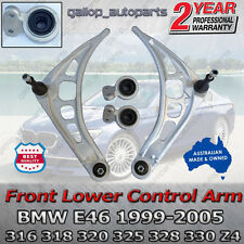 Front Lower Control Arms & Ball Joints Suspension Kit BMW E46 318 330 Z4 99-05