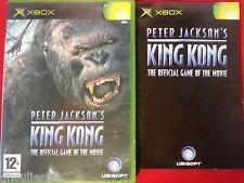 KING KONG XBOX PETER JACKSON'S KING KONG XBOX XBOX 360