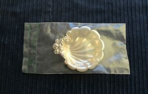"""Eloquence Lunt Butter Pat New (In Wrapper) 3""""X 2 1/2"""" #0636"""