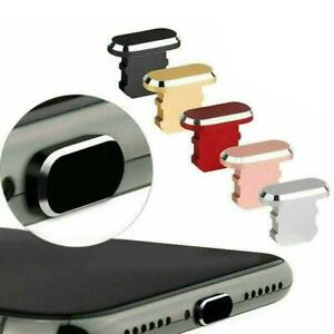 Anti Dust Plug Cover Charger Port Cap Accessories For Ipad 11 Xs 12 Pro U8O1