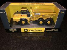 John Deere Diecast 400D Articulated Dump Truck