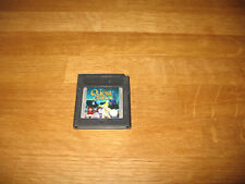 Nintendo Gameboy game - Quest for Camelot cart + book only
