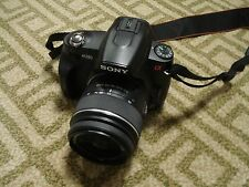 LikeNew Sony α (alpha) A280 14 MP Digital SLR DSLR Camera + 18-55mm Lens
