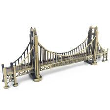 Golden Gate Bridge miniature,San Francisco Souvenir Desktop Decoration