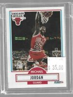 Michael Jordan 1990 Fleer #26--Qty.--Bulls