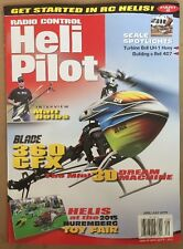 Radio Control Heli Pilot Scale Spotlights Blade 360 June July 2015 FREE SHIPPING
