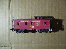 ROUNDHOUSE N SCALE CABOOSE NORTHERN NEW ENGLAND #82