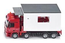 1:50 Truck With Removable Garage - Die-Cast Vehicle - Siku 3544