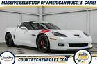 2013 Chevrolet Corvette Grand Sport 2013 Chevrolet Corvette Grand Sport 28381 Miles Arctic White 2D Coupe 6.2L V8 SF
