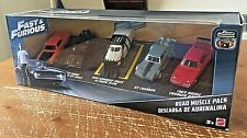 MATTEL DIECAST FAST & FURIOUS ROAD MUSCLE PACK - NEW