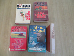 Five Complete Travis McGee Novels By John D MacDonald Complete And Unabridged+++