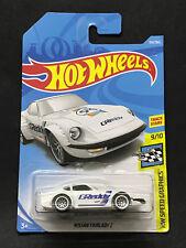 2018 Hot wheels Nissan Fairlady Z Case G #154 /365 White Greddy