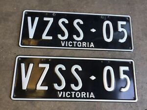 Victorian personalised number plates  Vz Ss V8 Ute Sedan Wagon Holden(VZ SS .05)