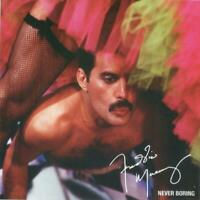 Never Boring - Mercury Freddie CD Sealed ! New !