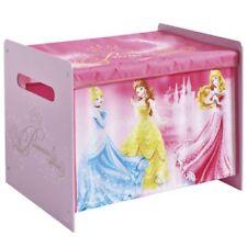 Boites et coffres à jouets roses Worlds Apart à motif Disney pour enfant