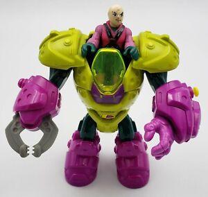 Imaginext DC Super Friends Lex Luthor Mechanical Suit Mattel X7653 2013