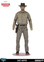 Chief Jim Hopper Sheriff Netflix Stranger Things 18 cm Figur McFarlane Toys