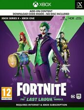 Fortnite: The Last Laugh Bundle + 1000 V-Bucks (XBOX) Xbox Live Key GLOBAL Fast