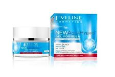 EVELINE COSMETICS AQUA HYBRID MOISTURIZING FACE GEL CREAM FOR CAPILLARY SKIN DAY