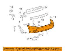 REAR BUMPER SENSOR NO-1 BRACKET 89348-33060-B7 GENUINE LEXUS RX350,RX450hFRONT