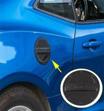 Carbon Fiber ABS Car Fuel Tank Oil Gas Cap Cover For Chevrolet Camaro 2017-2018