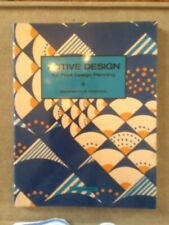"DESIGN BOOK "" ACTIVE DESIGN FOR PRINT PLANNING "". 5 GEOMETRIC & ABSTRACT."