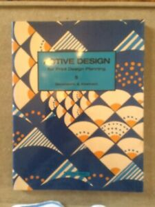 """DESIGN BOOK """" ACTIVE DESIGN FOR PRINT PLANNING """". 5 GEOMETRIC & ABSTRACT."""