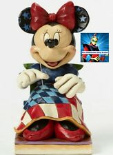 4045237 americana  minnie mouse enesco jim shore statue disney usa limited