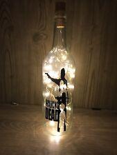 Walking Dead Gift, Light Up Bottle, Present, Christmas Or Birthday
