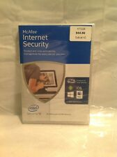 2016 McAfee Internet Security Anti Virus And Identity Management BRAND NEW!!!