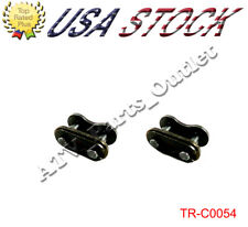 2 Sets 415 Chain Master Link Set for 80cc 2 Cycle Motorized Bicycle Bike