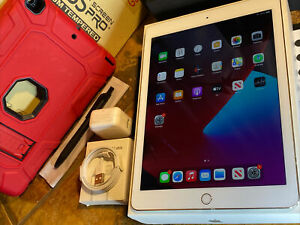 Apple iPad Air 2 (128gb) Wi-Fi (A1566) 9.7in/ Defender: MiNT Screen {iOS14}85%