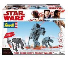 KIT REVELL STAR WARS THE LAST JEDI  FIRST ORDER HEAVY ASSAULT WALKER  ART 06761