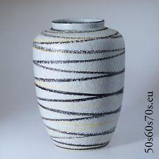 Vase Ilkra 206-30 Athènes H = 29,5 cm 50 S-WGP-Fat Lava #1080