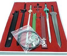 Sword Art Online Anime Sword & Sheath Key Chain Set
